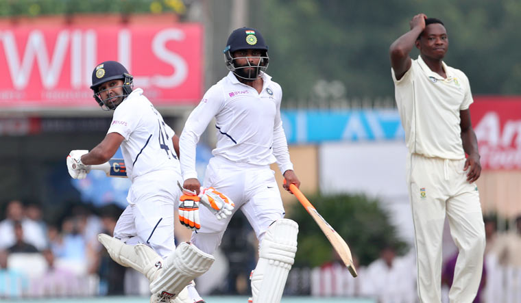 India - South Africa Test