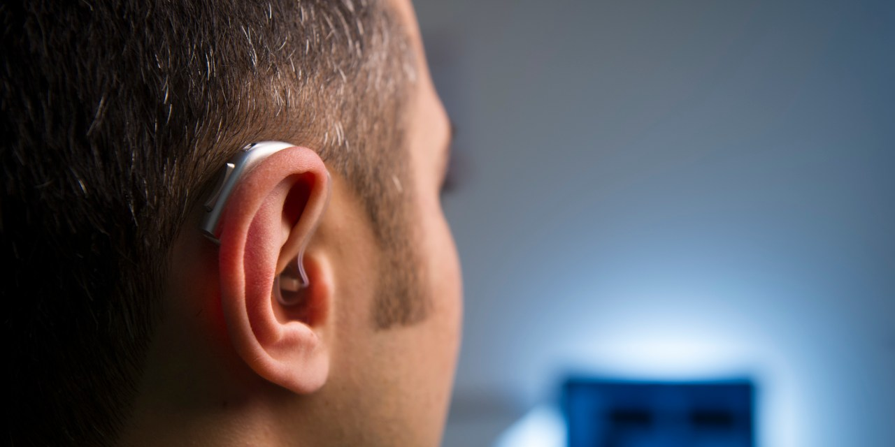 Living Behind the Ear – Hearing Aids